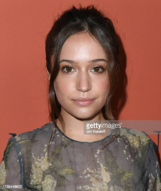 Gideon Adlon attends the premiere of Focus Features' The Mustang at ArcLight Hollywood on March 12 2019 in Hollywood California