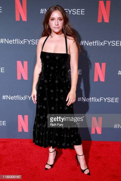 Gideon Adlon attends the Prom Night photo call at Netflix FYSEE At Raleigh Studios on May 17 2019 in Los Angeles California