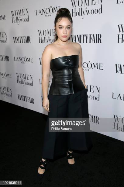 Gideon Adlon attends Vanity Fair and Lancôme Toast Women in Hollywood on February 06 2020 in Los Angeles California
