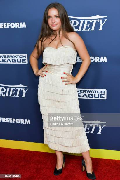 Gideon Adlon attends Variety's Power of Young Hollywood at The H Club Los Angeles on August 06 2019 in Los Angeles California
