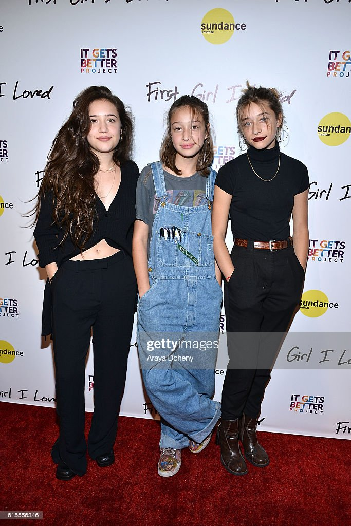 """Premiere Of PSH Collective's """"First Girl I Loved"""" - Arrivals : News Photo"""