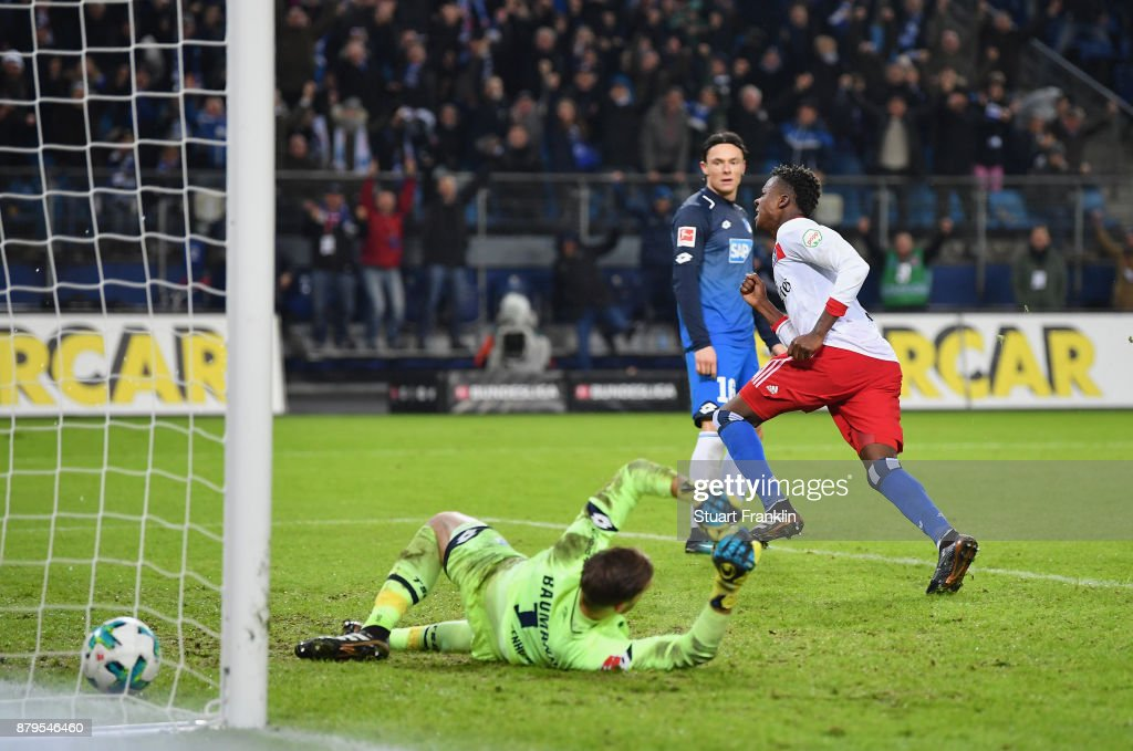 Hamburger SV v TSG 1899 Hoffenheim - Bundesliga : News Photo