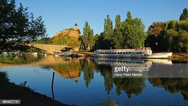Giebichstein Castle, Halle an der Saale, Germany