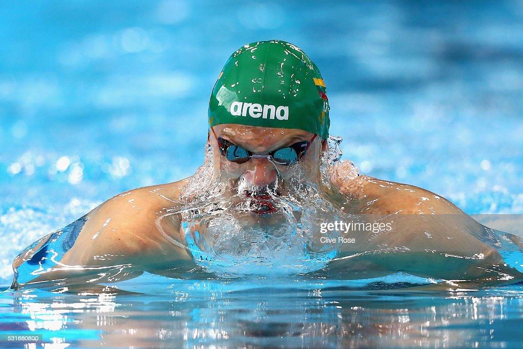 33rd LEN European Swimming Championships 2016 - Day 8 : News Photo