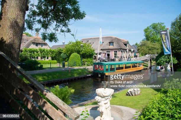 Giethoorn Village, Netherland