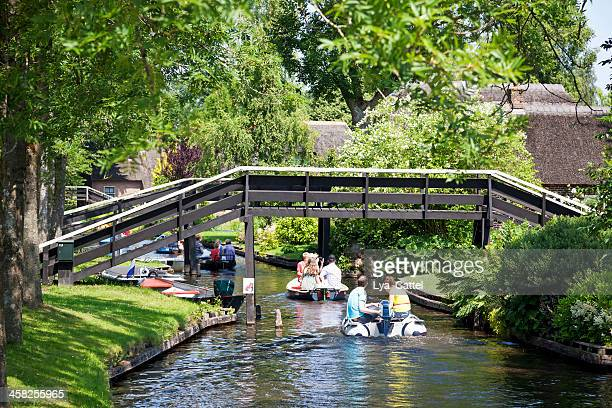 giethoorn # 2 xxxl - giethoorn stock pictures, royalty-free photos & images