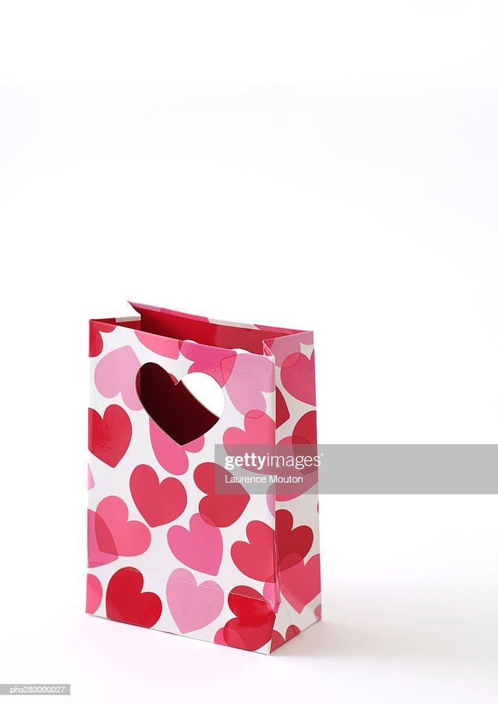 Gift bag : Stockfoto