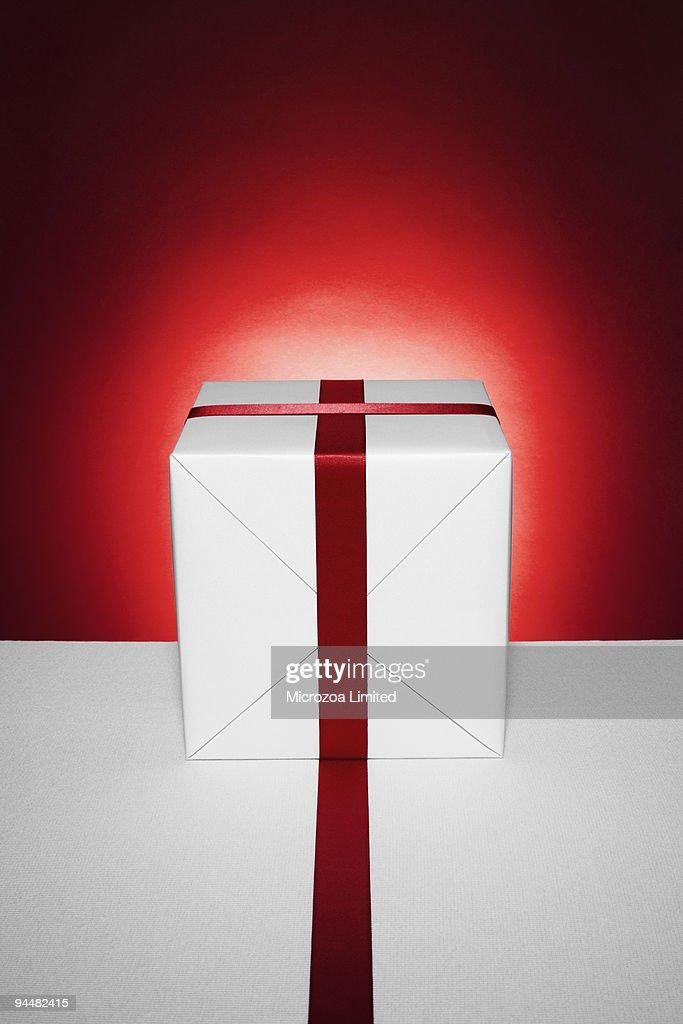 Gift box : Stock Photo