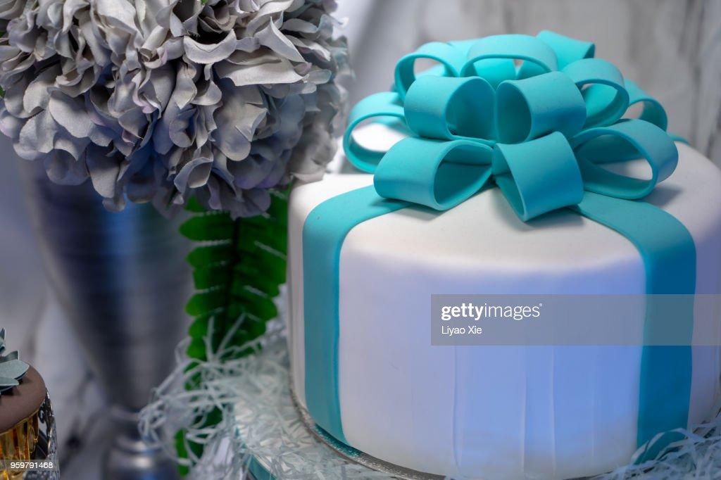 Gift box : Stock-Foto