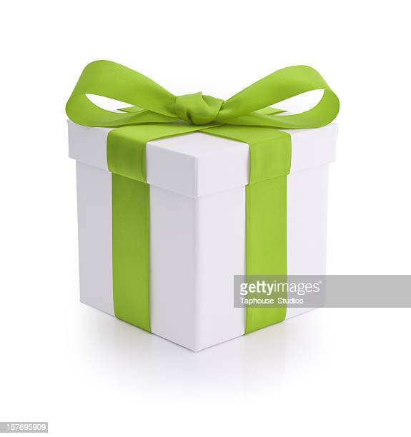 Gift - Eco Green Ribbon