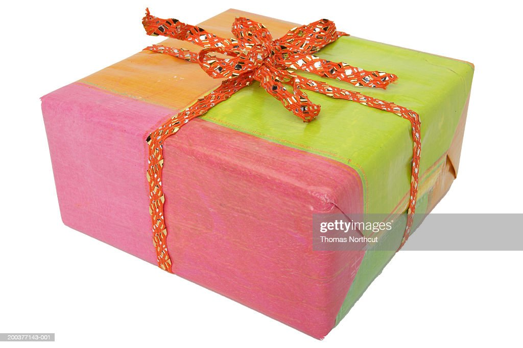 Gift elevated view stock photo getty images gift elevated view stock photo negle Images