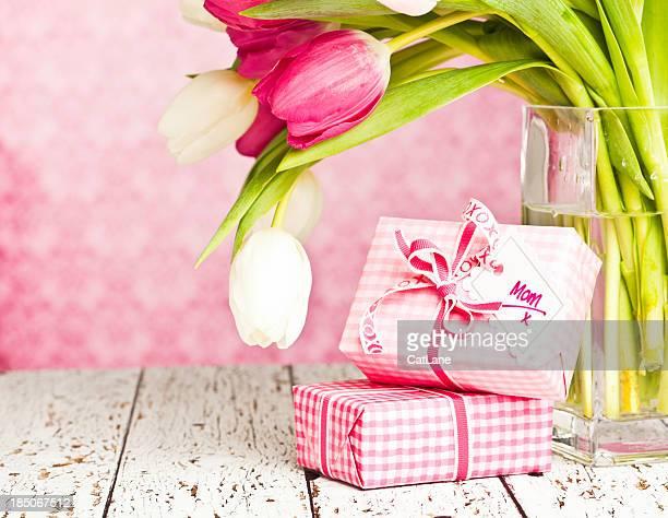 Geschenk zum Muttertag oder Geburtstagsfeiern