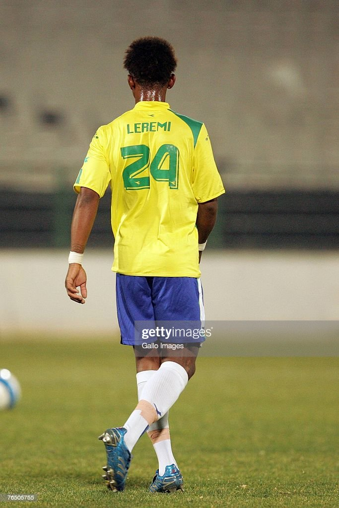 Caf match sundowns v astres douala pictures getty images gift leremi walks on the pitch during the confederation cup match between mamelodi sundowns and astres negle Gallery