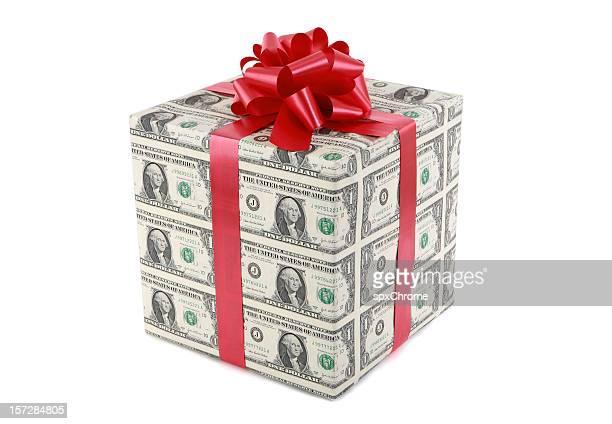 Cadeau de l'argent