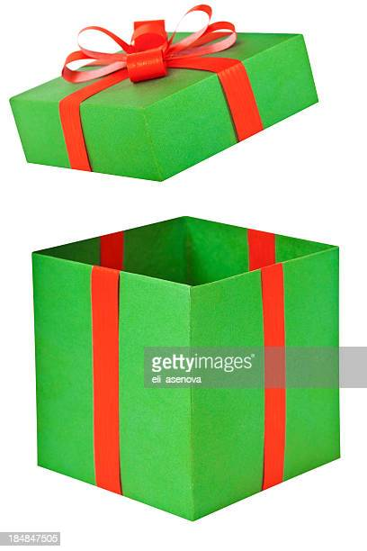 Gift Popping Open