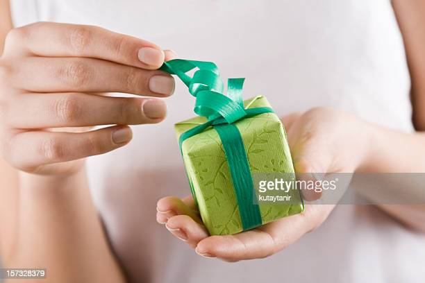 gift series - receiving stock pictures, royalty-free photos & images