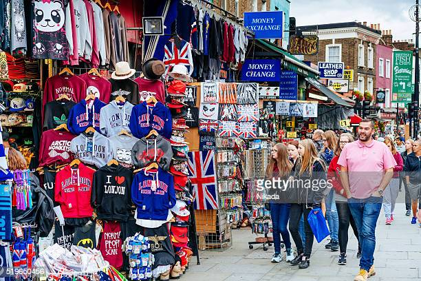 Gift Shop in Camden Town, London