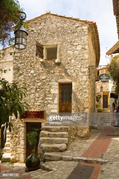 Gift shop in the medieval village of Eze near Monaco France