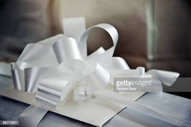 A Gift with a Big White Ribbon on It