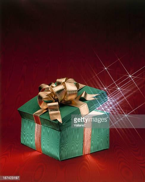 Scatola regalo avvolto