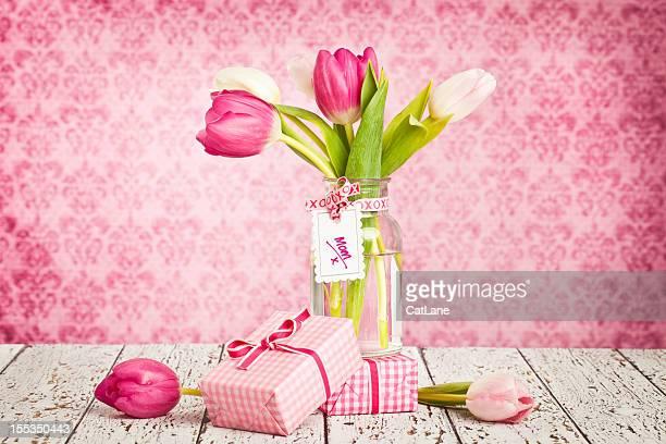 Geschenke zum Muttertag oder Geburtstagsfeiern