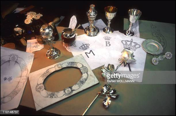 Gifts for the wedding of WillemAlexander and Maxima Zorrigueta in Buenos Aires Argentina on January 20 2002 Some of the wedding gifts that Maxima and...