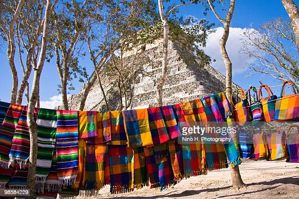 Gifts from Chichen Itza - Yucatan - Mexico