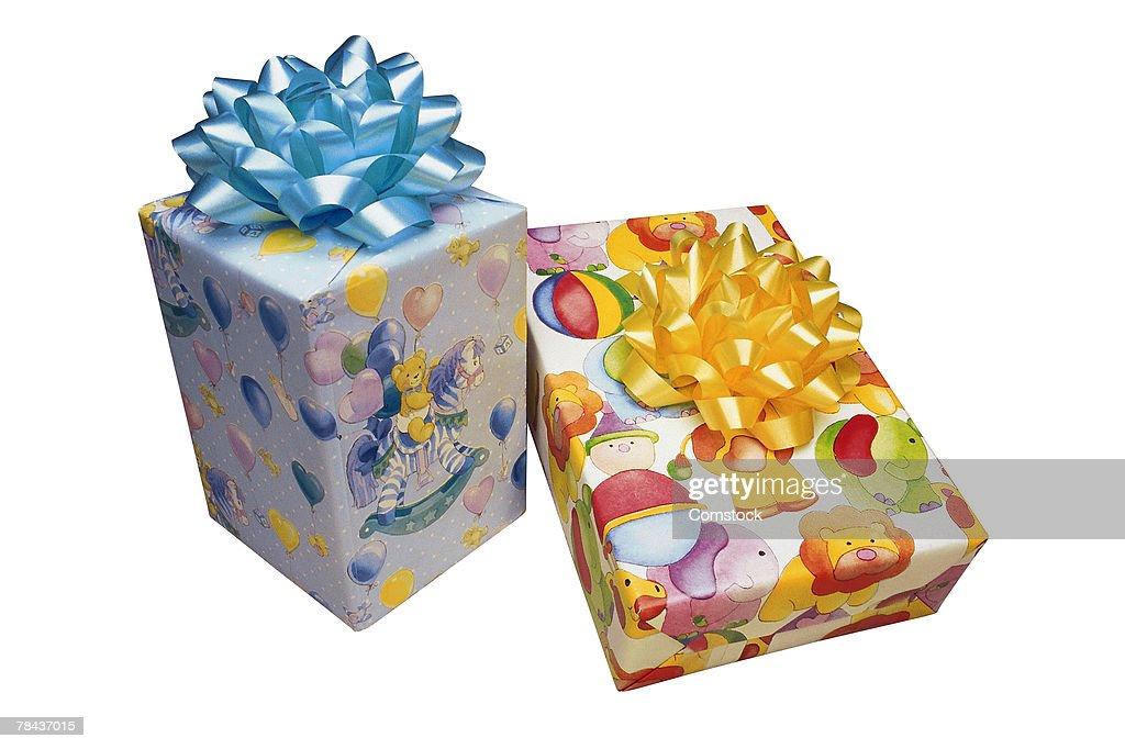 Gifts : Stockfoto