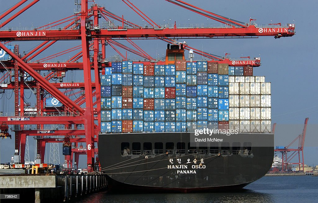 Los Angeles Port to Be Super-sized : News Photo