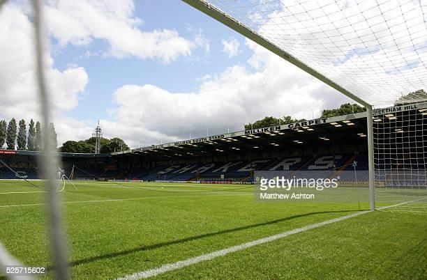 Gigg Lane home of Bury FC