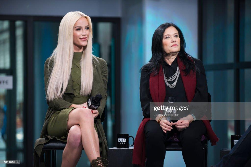 """Build Series Presents Barbara Kopple And Gigi Gorgeous Discussing """"This is Everything: Gigi Gorgeous"""" : News Photo"""