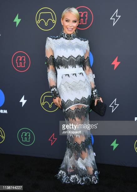 Gigi Gorgeous attends 2nd Annual Freeform Summit at Goya Studios on March 27 2019 in Los Angeles California