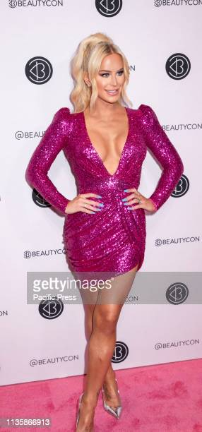 Gigi Gorgeous attends Beautycon Festival NYC 2019 at Jacob K Javits Convention Center Manhattan