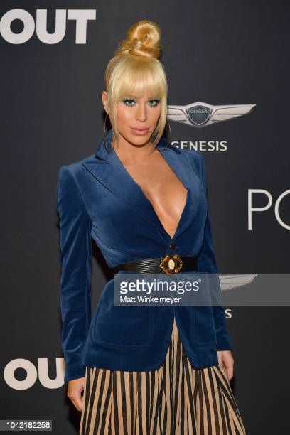 Gigi Gorgeous attends OUT Magazine's Power 50 Award Celebration Presented By Genesis at NeueHouse Los Angeles on September 27 2018 in Hollywood...