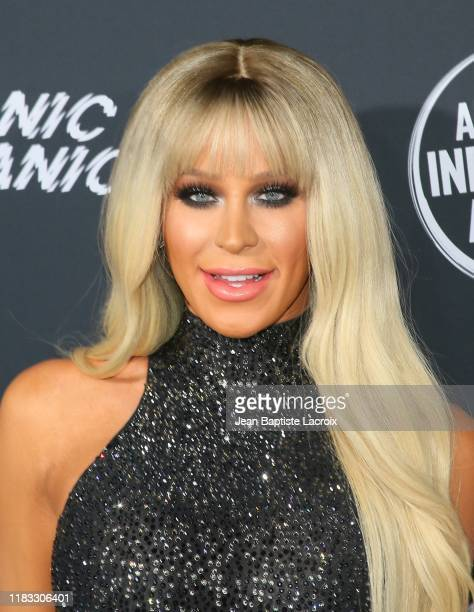 Gigi Gorgeous attends the 2nd Annual American Influencer Awards at Dolby Theatre on November 18 2019 in Hollywood California