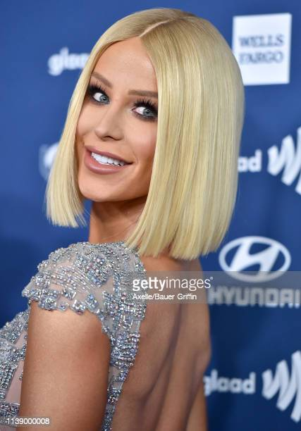 Gigi Gorgeous attends the 30th Annual GLAAD Media Awards at The Beverly Hilton Hotel on March 28 2019 in Beverly Hills California