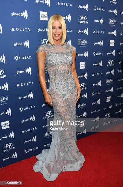 Gigi Gorgeous attends the 30th Annual GLAAD Media Awards Los Angeles at The Beverly Hilton Hotel on March 28 2019 in Beverly Hills California
