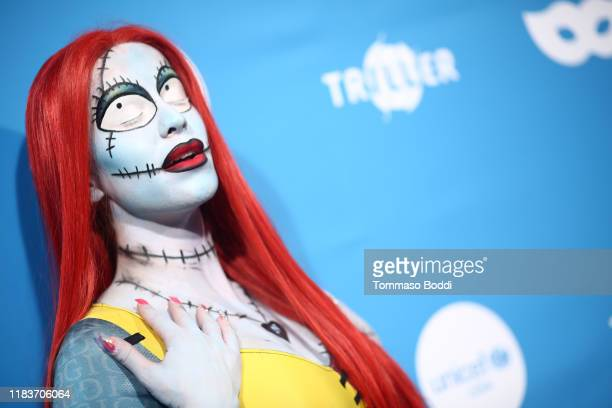 Gigi Gorgeous attends the 7th Annual UNICEF Masquerade Ball 2019 at Kimpton La Peer Hotel on October 26 2019 in West Hollywood California