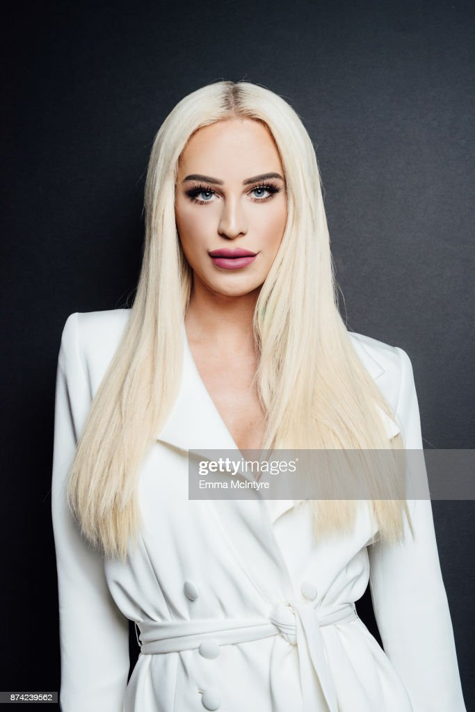 Gigi Gorgeous, The Wrap, November 14, 2017
