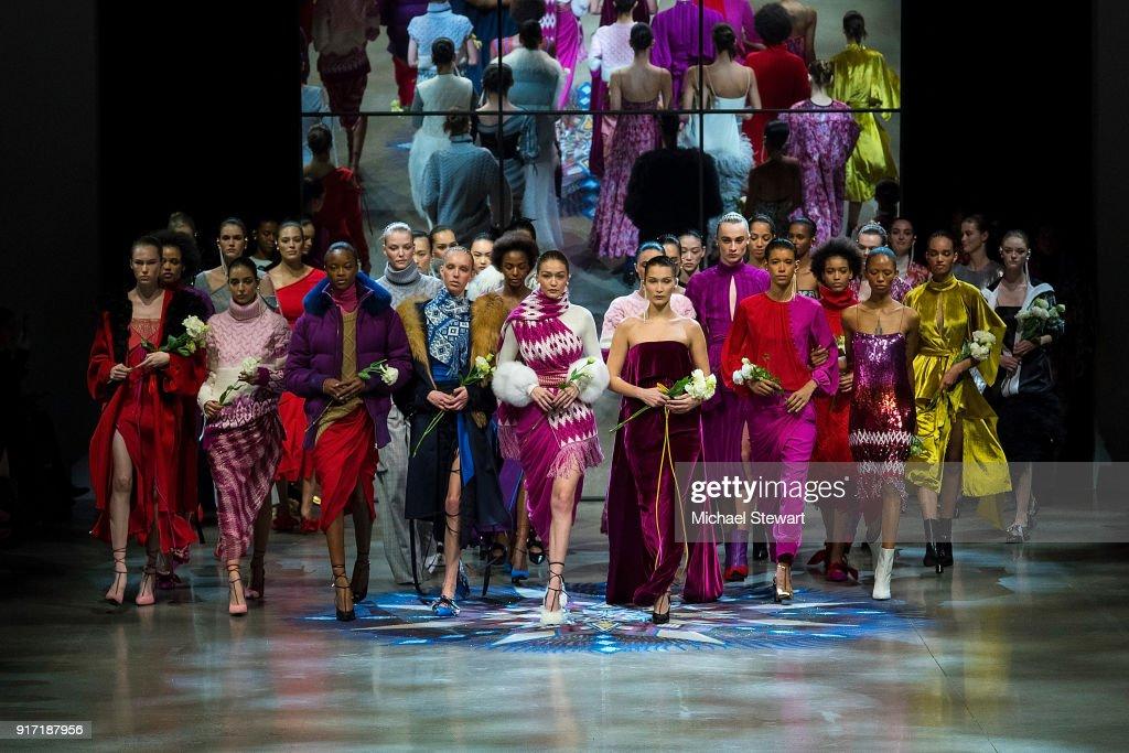 Prabal Gurung - February 2018 - New York Fashion Week:  The Shows : News Photo