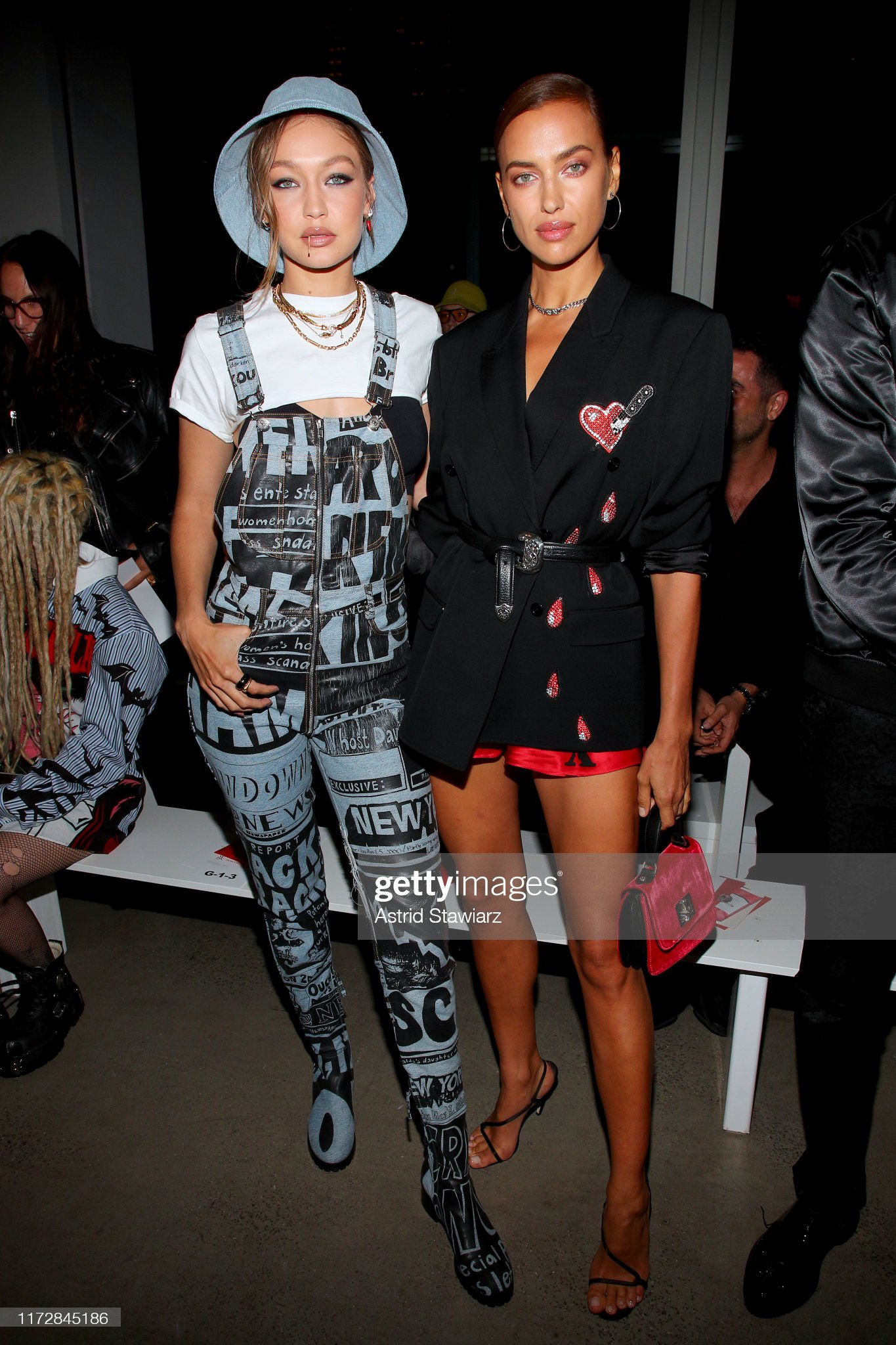 Jeremy Scott - Front Row - September 2019 - New York Fashion Week: The Shows : News Photo
