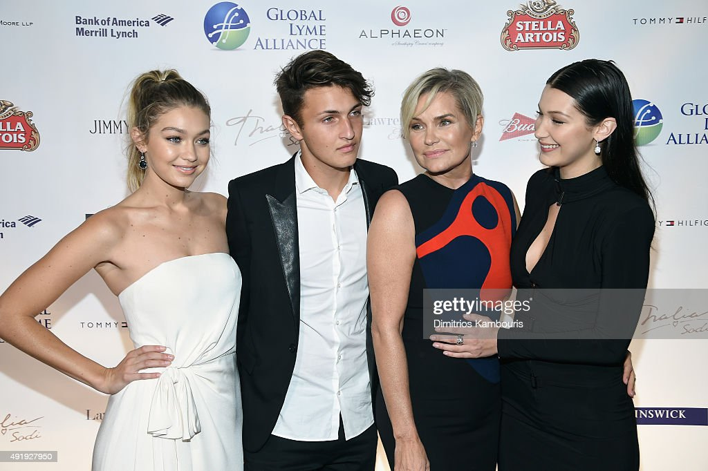 Global Lyme Alliance - Uniting For A Lyme-Free World Inaugural Gala : News Photo