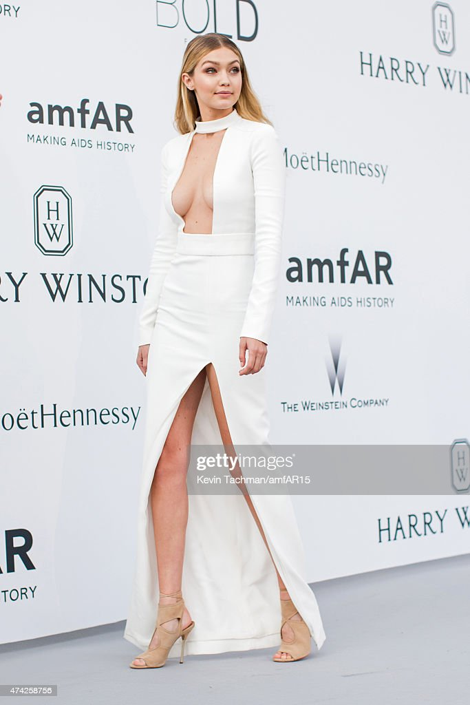 amfAR's 22nd Cinema Against AIDS Gala, Presented By Bold Films And Harry Winston - Red Carpet : News Photo