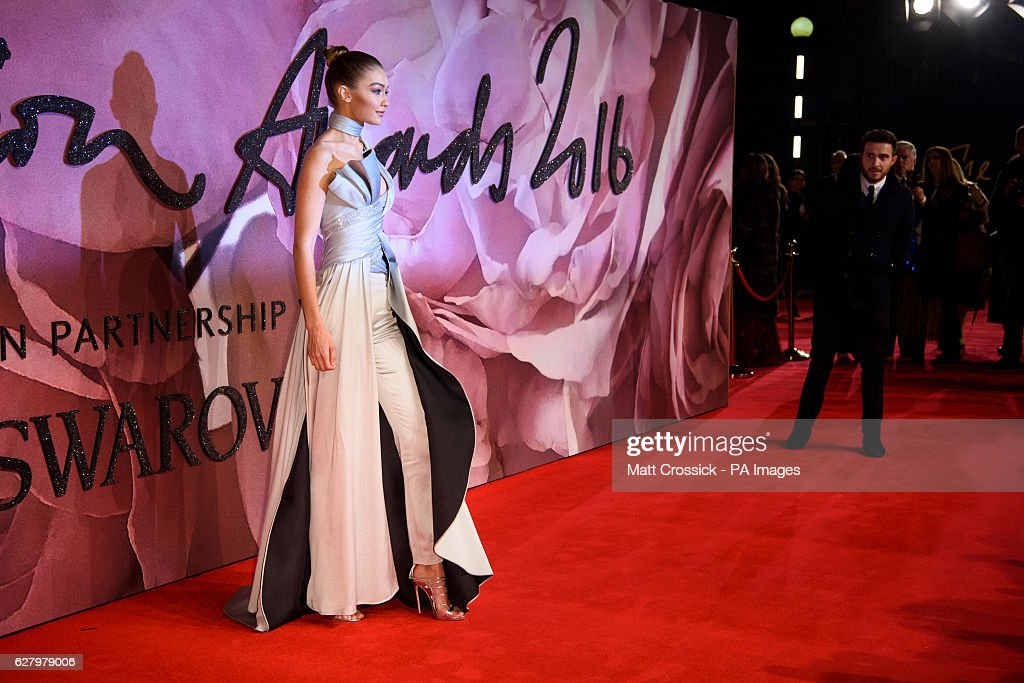 The Fashion Awards 2016 - London : News Photo