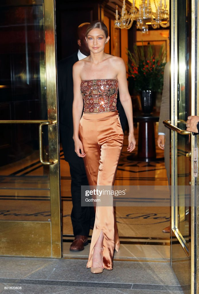 Celebrity Sightings in New York City - June 26, 2017 : News Photo