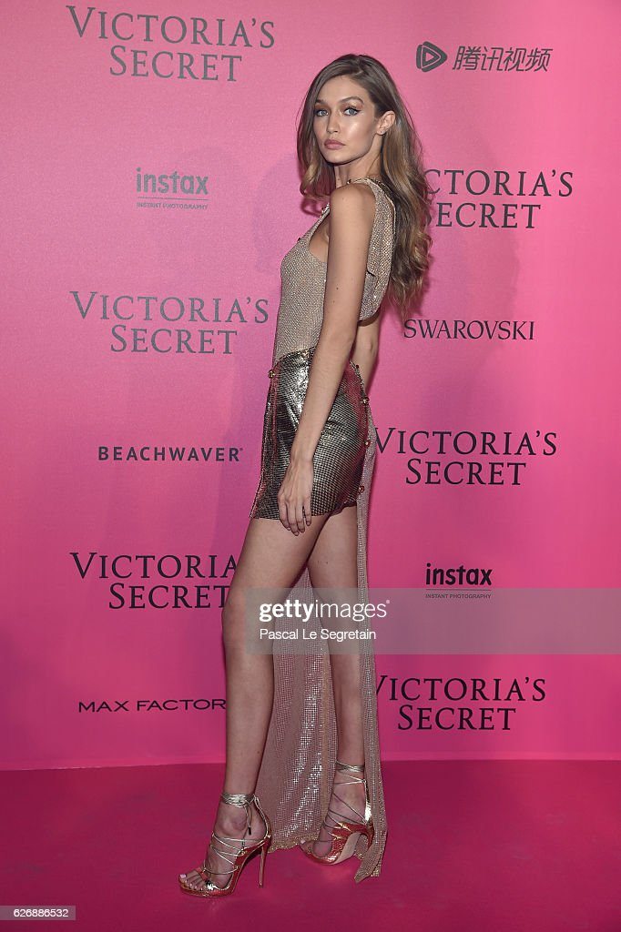 2016 Victoria's Secret Fashion Show in Paris - After Party - Arrivals