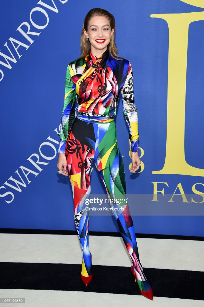 2018 CFDA Fashion Awards - Arrivals