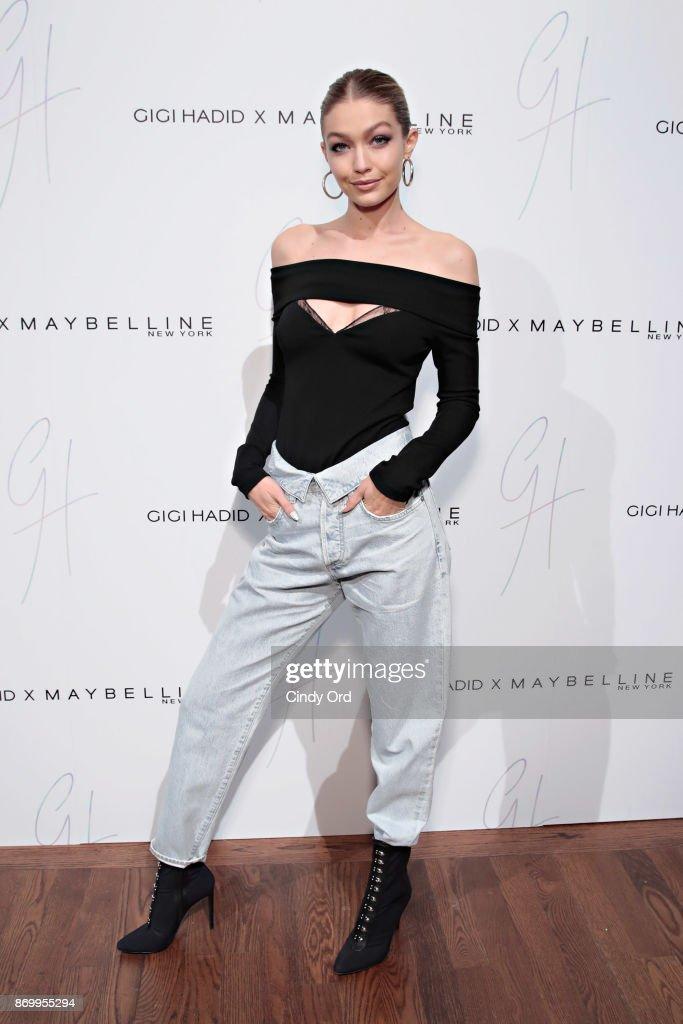 Gigi Hadid x Maybelline New York International Launch Party
