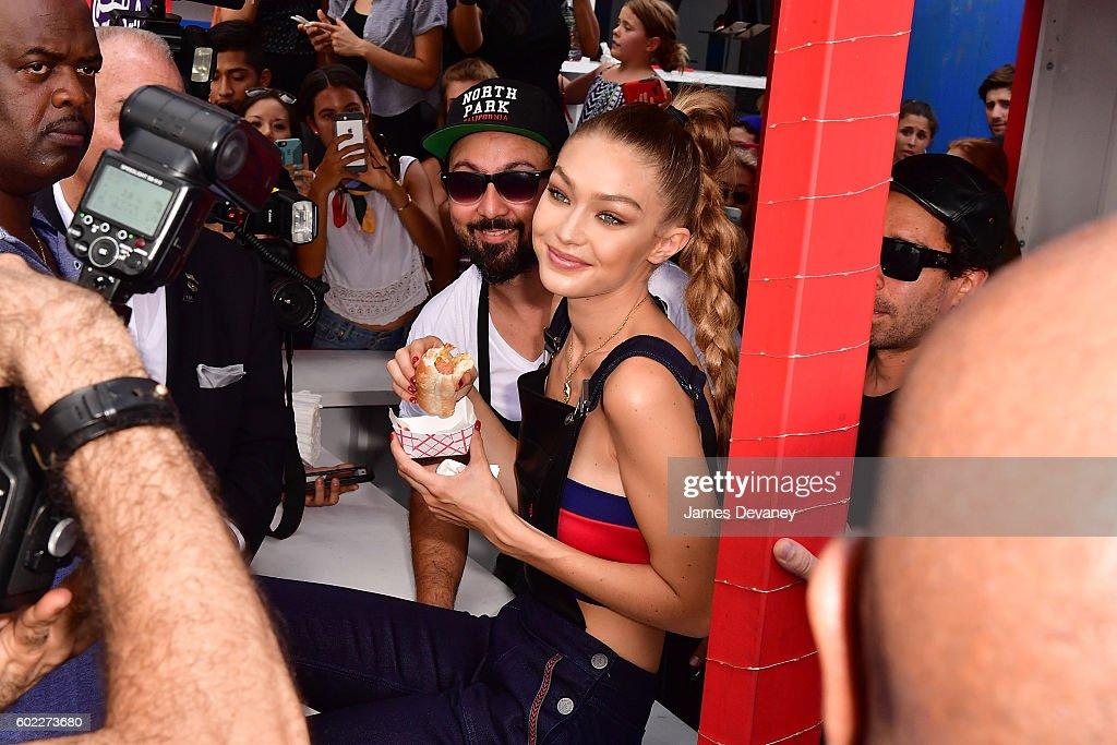 Gigi Meet & Greet on September 10, 2016 in New York City.