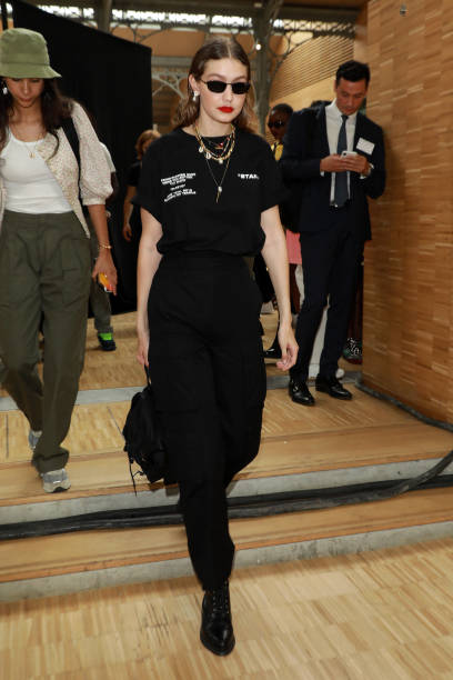 FRA: Off-White : Backstage - Paris Fashion Week - Menswear Spring/Summer 2020